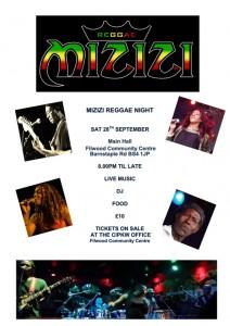 Reggae poster 4.9.13