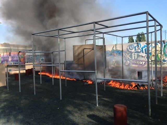 Parkour Fire