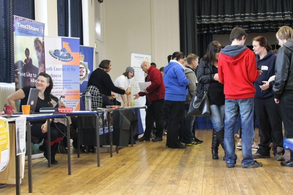 Filwood Opportunities Fayre