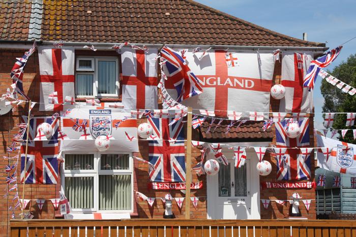 World cup house thissmall