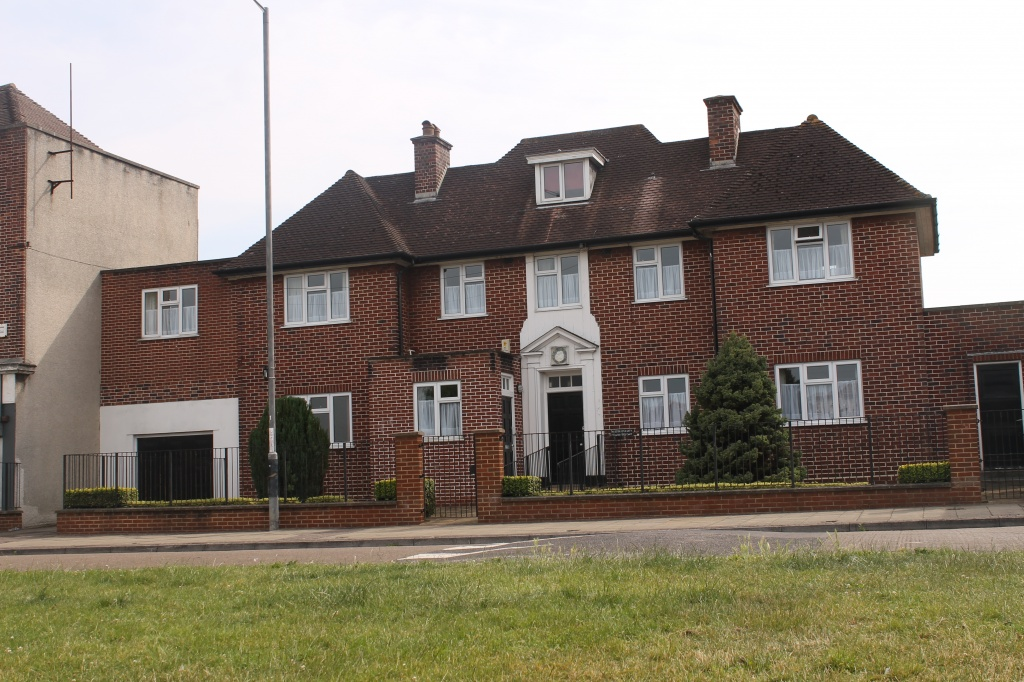 The house on Filwood Broadway where the Religious Sisters of Charity have been based since 1937.