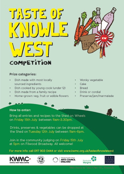 Taste of Knowle West Competition copy