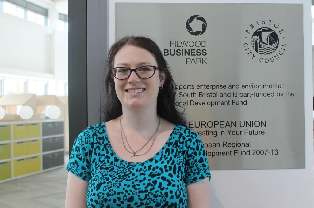 Sarah Classick - Enterprise Support Officer at Filwood Green Business Park
