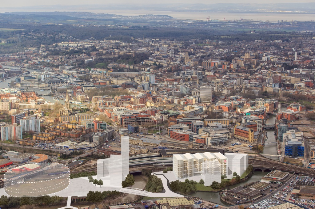 Have your say on plans for £300m university campus