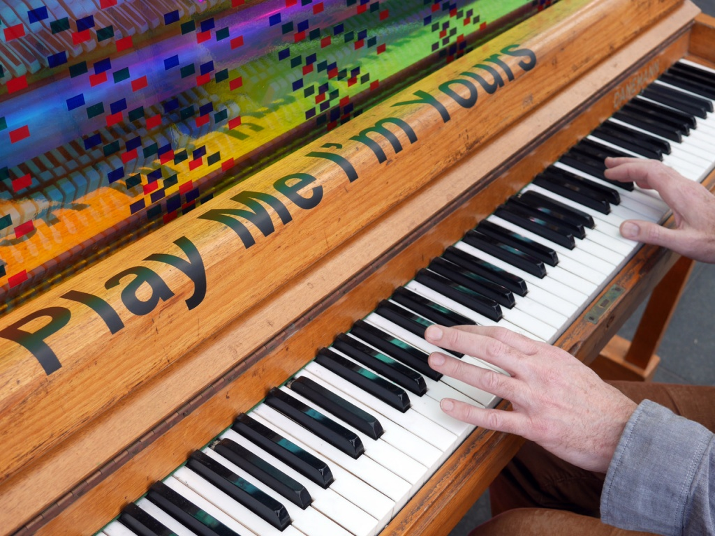 World famous piano project comes to Knowle West