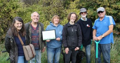 Awards for local green spaces