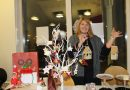 Christmas fair at Knowle West Healthy Living Centre
