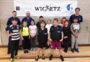 PCSOs meet young cricketers at The Park
