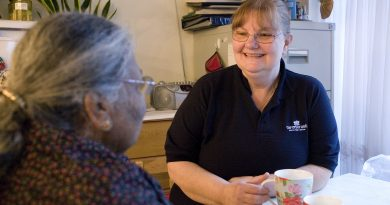 Support for carers at Christmas