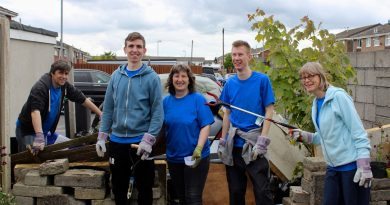 Nominate a community project for The Noise volunteers