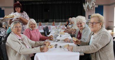 Tea party to celebrate centre's 80th birthday