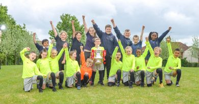 'Muckiest'  local football team wins visit from Emirates FA Cup
