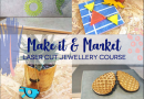 FREE lasercut jewellery course at KWMC:The Factory