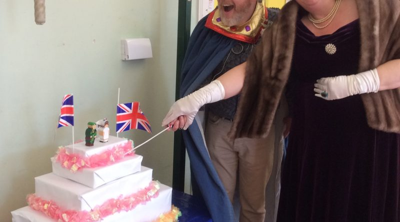 Knowle West's own Royal Wedding