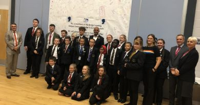 Mayor attends Bridge Learning's anti-bullying launch