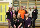 Staff from Knowle West school take on fitness challenge