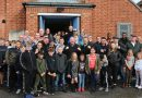 Community turns out for launch of Skemer's new boxing club