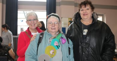 International Women's Day at Filwood Community Centre