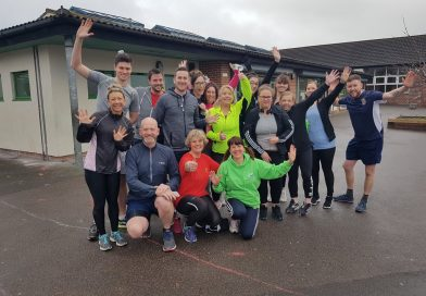 Oasis Connaught raises over £1,000 from Knowle West half marathon