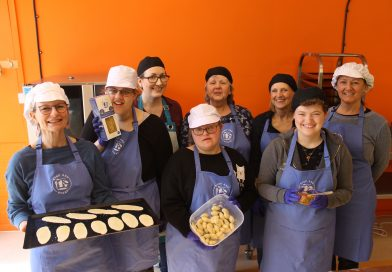 Local bakery raising perceptions is up for funding award