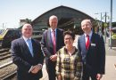 Transport Secretary visits Temple Meads to support multi-million rail service improvements