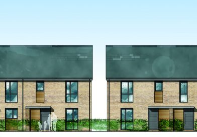 Plans revealed for new homes in Broadbury Road