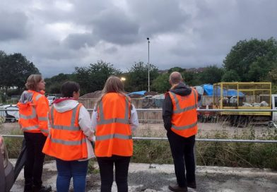 New recycling centre for South Bristol a step further