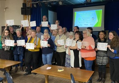 Knowle West groups successfully pitch for hundreds in funding