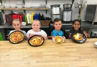 Local cookery school making sure 'local families don't go hungry'