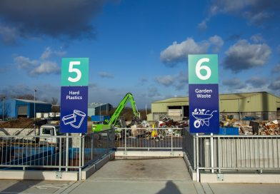 Recycling centres reopening