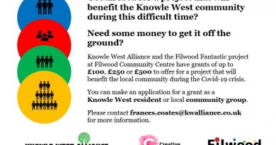 Covid-19 grants for Knowle West