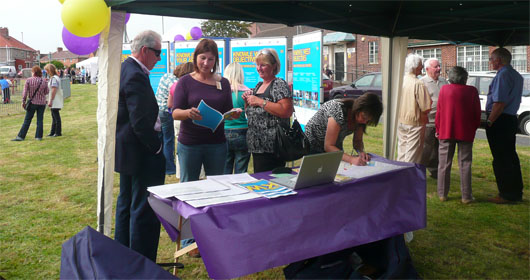 Knowle West Futures Exhibition (1)
