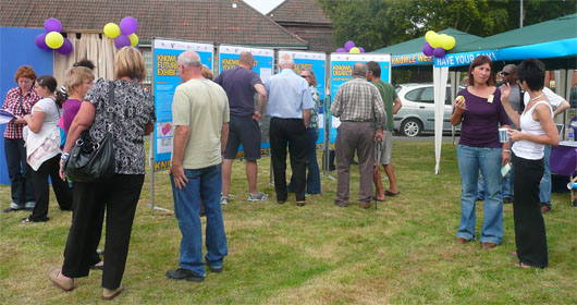 Knowle West Futures Exhibition (2)
