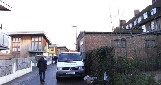 Study Tour - Watling Estate - 6