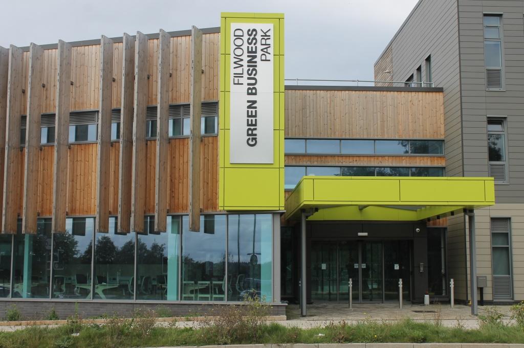 Filled Green Business Park