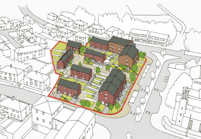 Have your say: Plans to build 33 homes on old swimming pool site at Filwood Broadway