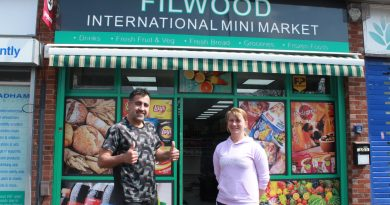 New greengrocers opening on Filwood Broadway