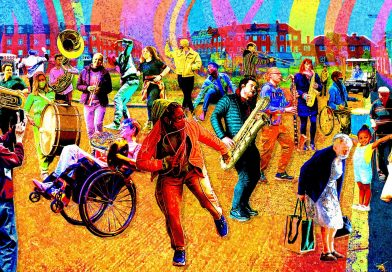 Paraorchestra coming to streets of Knowle West