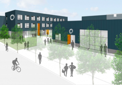 Plans on show for new secondary school
