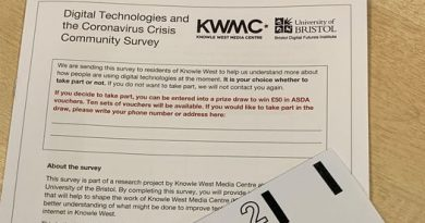 Digital Technology Survey to identify any challenges in Knowle West